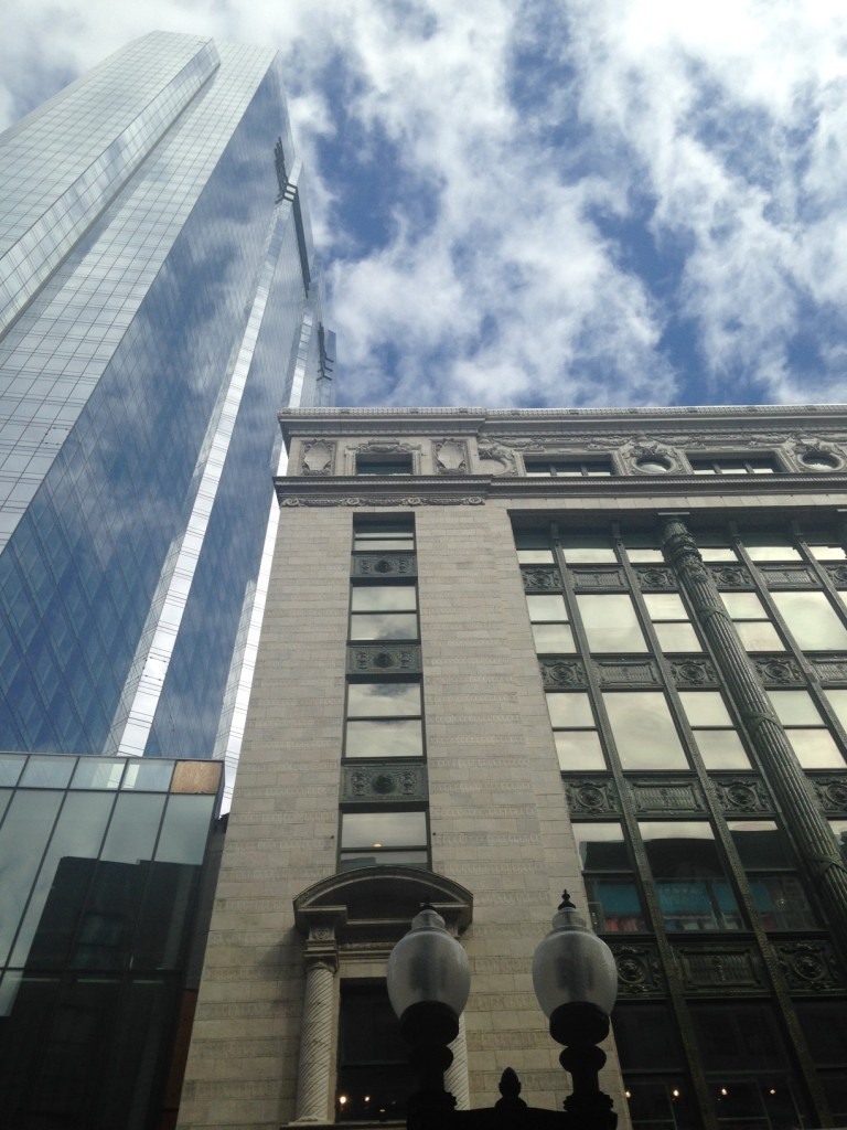Millennium Tower & Burnham Building
