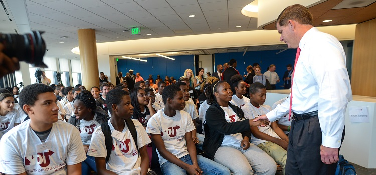 YOU Boston celebrates success of summer youth workers