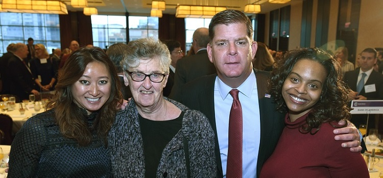NJT-funded job trainee honored at Chamber of Commerce event