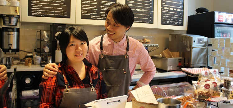 Immigrant couple accelerates from English to entrepreneurship