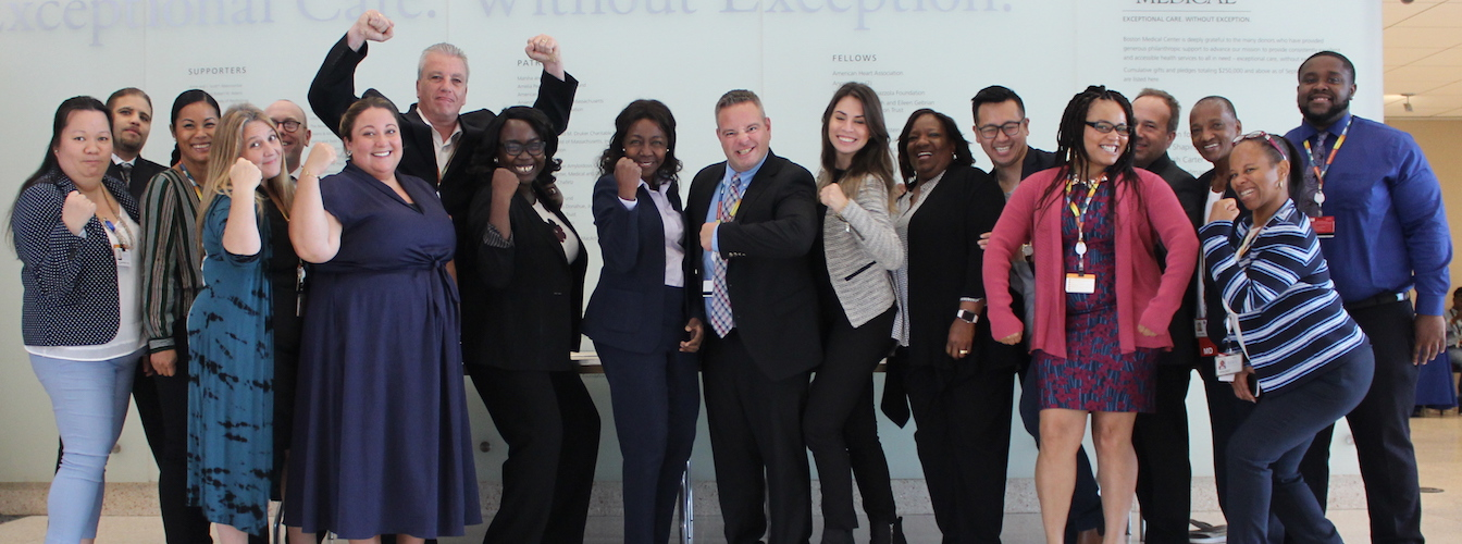 Boston Medical Center leads the way as a BostonHires Champion