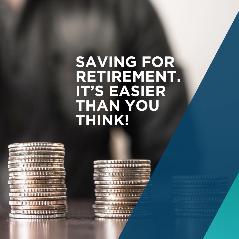 Financial Health: Saving for Retirement