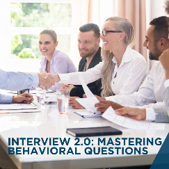 Interviewing 2.0 Mastering Behavioral Questions