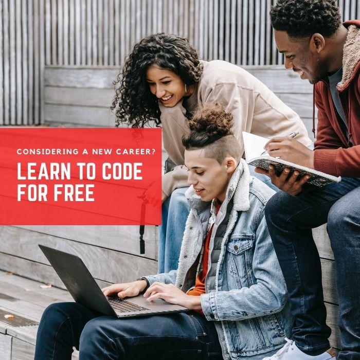 CodeSquad 2022 Spring Cohort - Info Session
