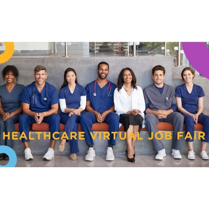 Healthcare Virtual Job Fair