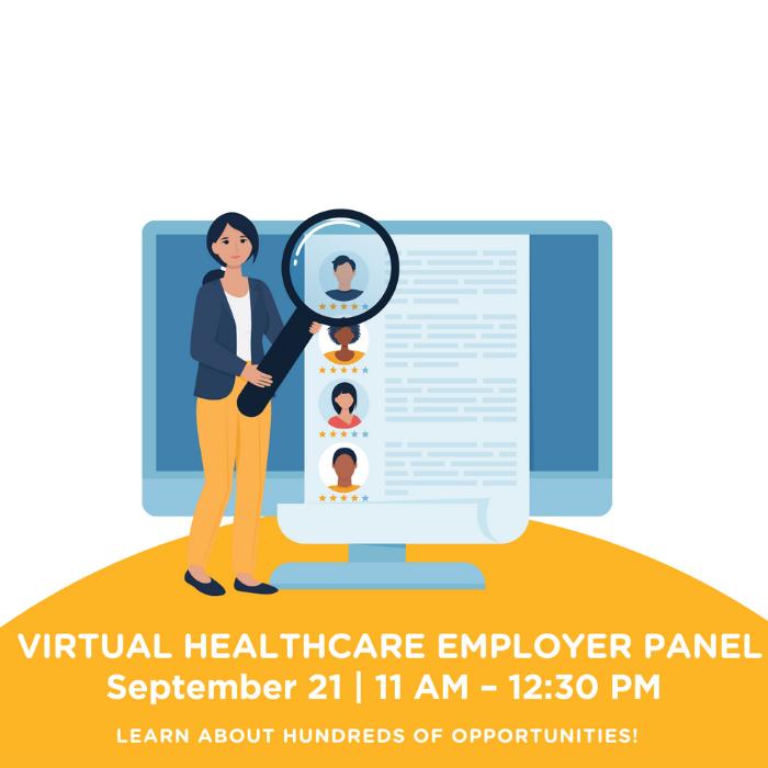 Healthcare Employer Panel