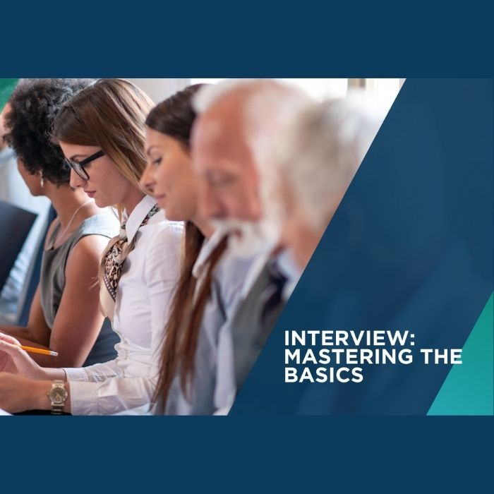 Interview: Mastering the Basics (1.0)