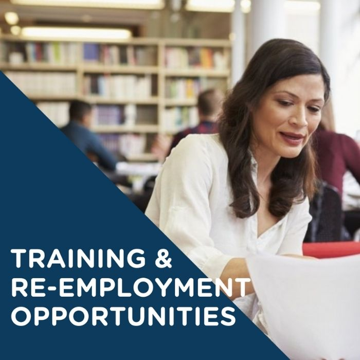 Training & Re-Employment Opportunities (1.0)